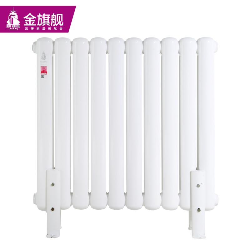 钢制暖气片60x30防腐金刚白色
