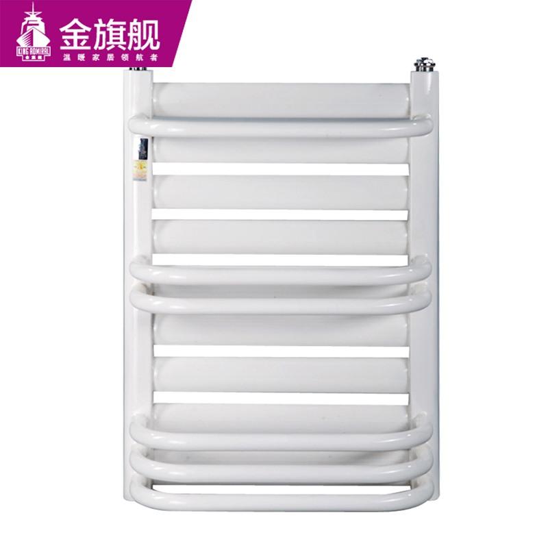 钢制卫浴暖气片50插背白色