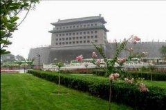 北京基西城区德胜门对景仿古建筑建设工程