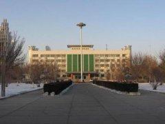 空军物资采购站办公楼公寓工程