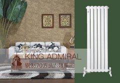 墙挂铜铝复合暖气片定位与保养