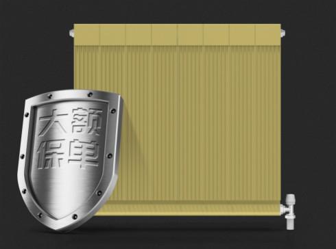 铜铝复合暖气片