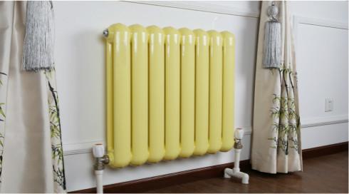 暖气片安装
